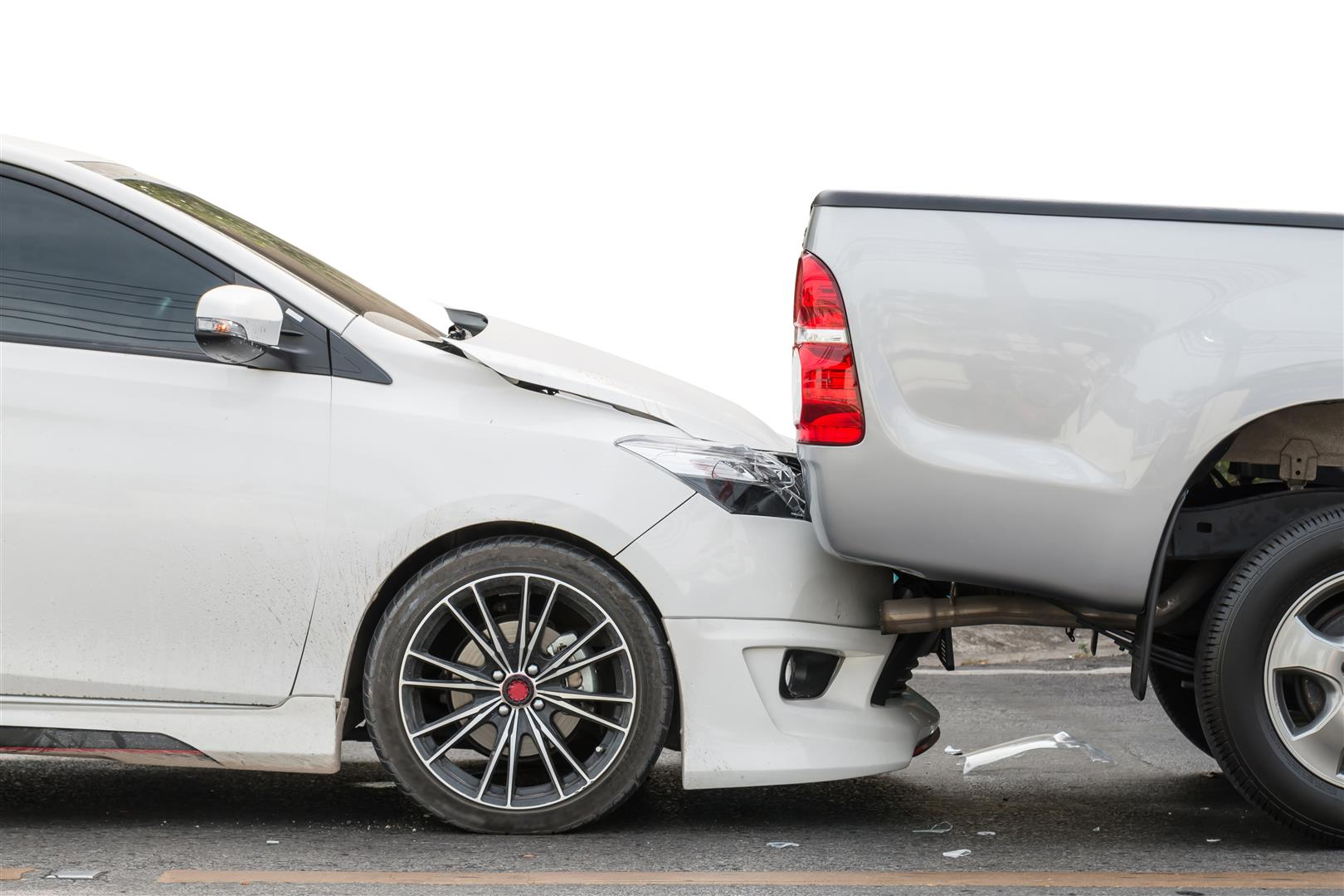 Pay Attention to Your Car After a Minor Fender Bender
