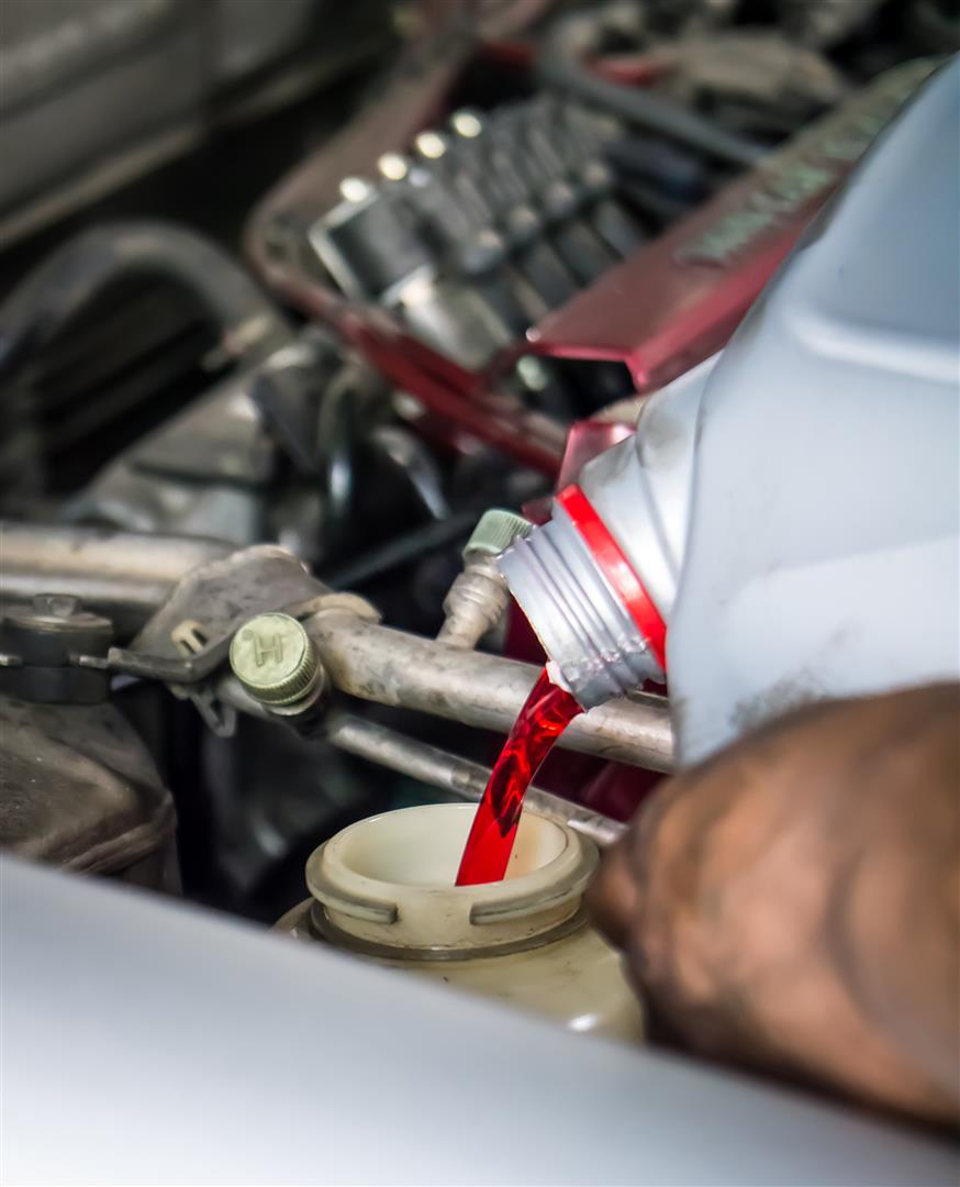The Importance of Changing Transmission Fluid