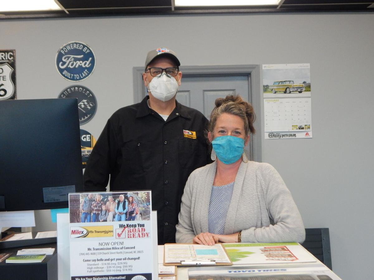 Pandemic puts couple's small business on hold for a year