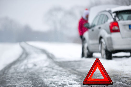 Five Winter Road Warrior Tips to Keep Cars Safe in Cold