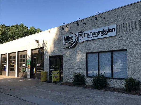 Mr. Transmission/Milex Store Opens in Cary, NCStore to Offer Complete Range of Automotive and Transmission Repair