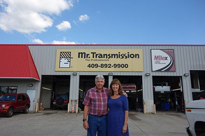 Mr. Transmission/Milex Franchisees Help Hurricane Harvey Recovery Efforts
